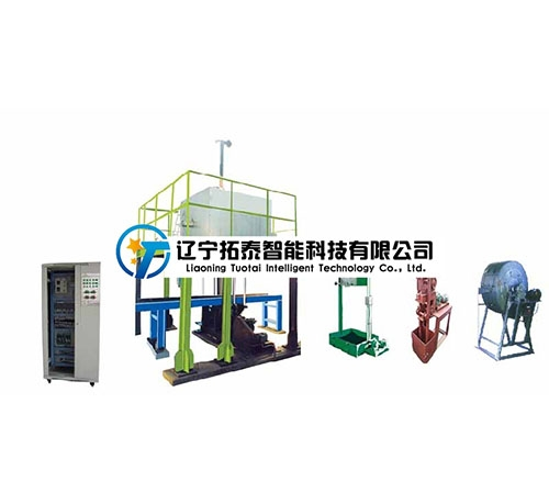 TTJL-70型70公斤电加热试验焦炉(底装)