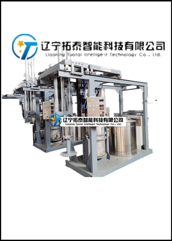 河北TT-YLD1-40型模拟加压式试验焦炉(荷重试验焦炉)
