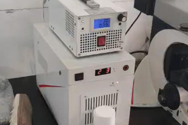 河南鑫磊焦化公司从2018年开始使用我们公司煤岩分析仪