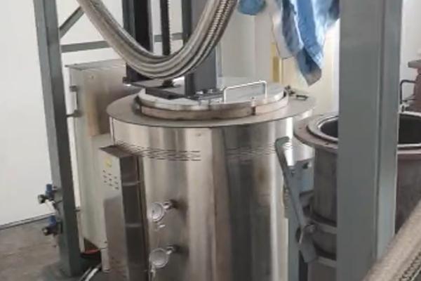 感谢邯郸市裕泰焦化有限公司2021年前选购我们公司生产的40公斤模拟加压式试验焦炉产品