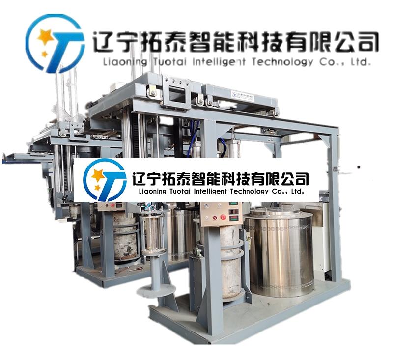 四川TT-YLD1-40型模拟加压式试验焦炉(荷重试验焦炉)