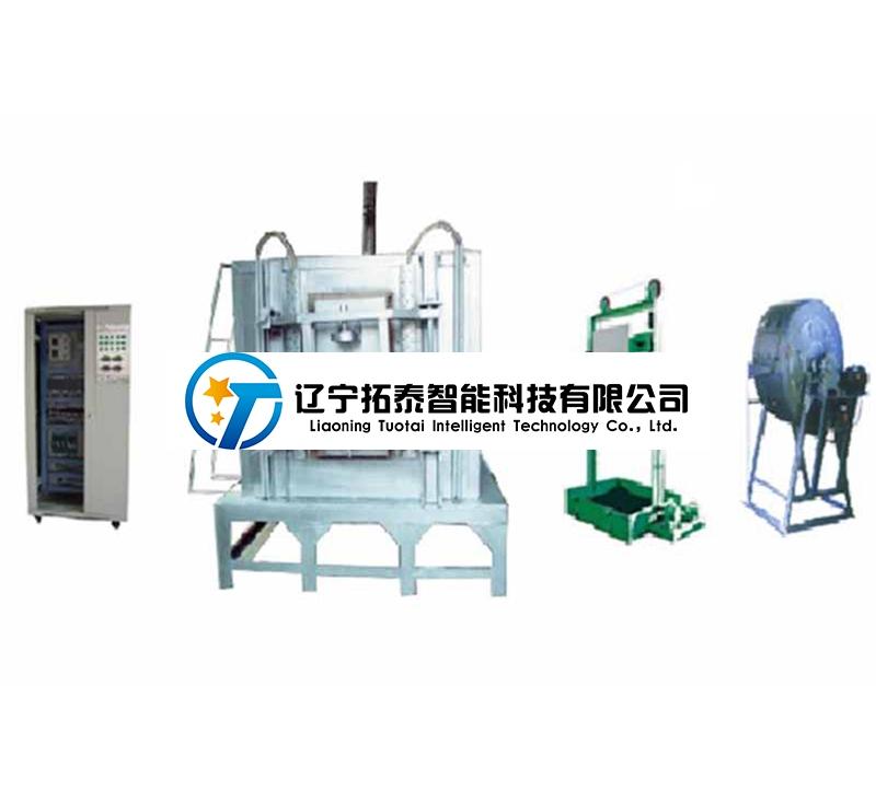 TTJL-40型40公斤电加热试验焦炉(侧装)
