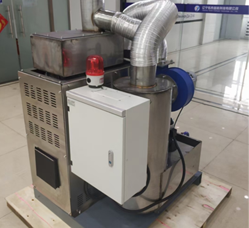 试验焦炉尾气环保净化装置