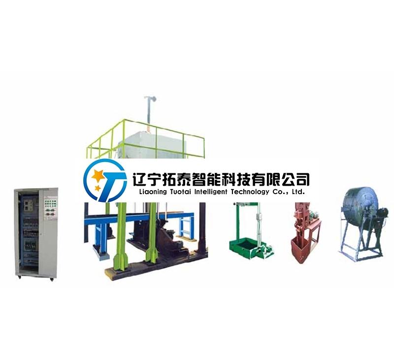TTJL-100型100公斤电加热试验焦炉(底装)